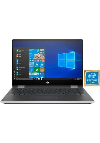 HP Pavilion x360 14 dh0222ng Notebook (35,56 cm / 14 Zoll, Intel,Pentium Gold, 256 GB SSD) kaufen