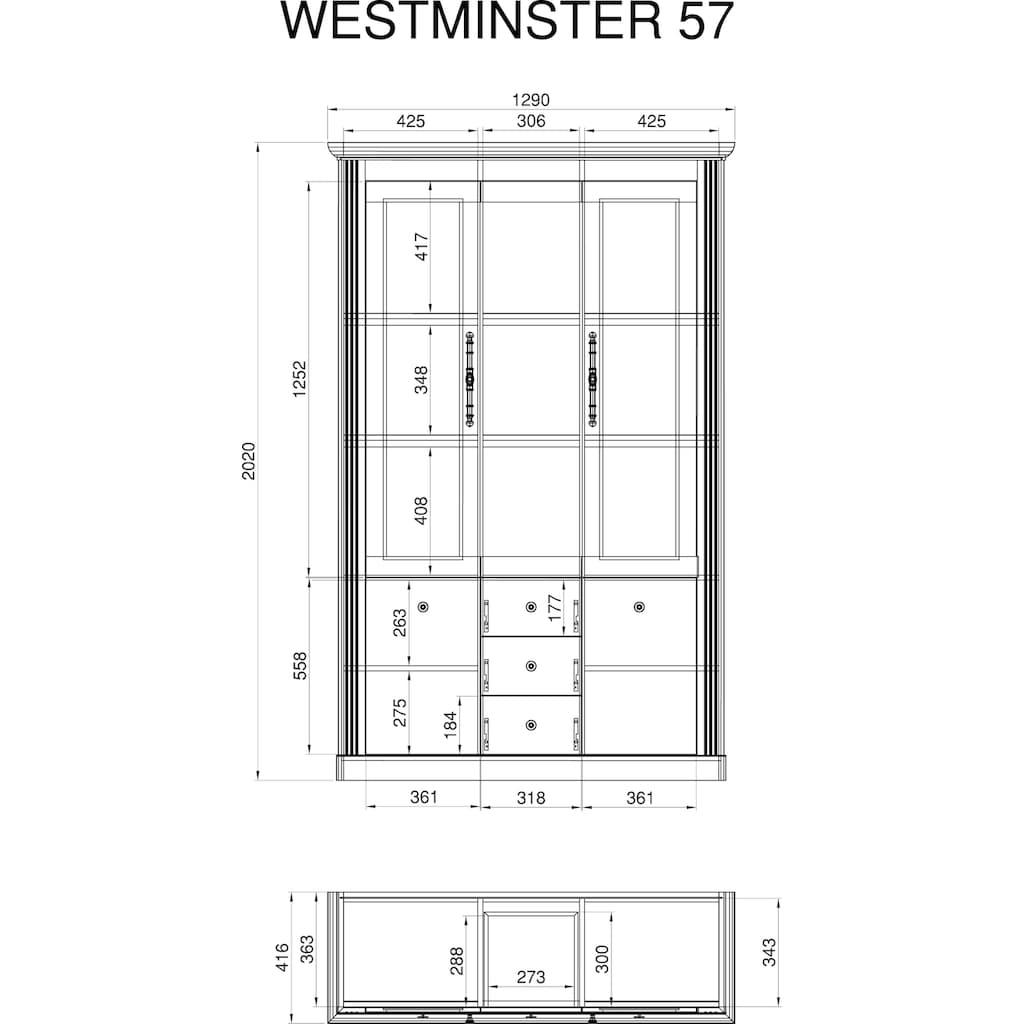 Home affaire Buffet »Westminster«, im romantischen Landhausstil