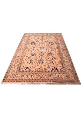 THEKO Wollteppich »Saharna 7521«, rechteckig, 12 mm Höhe, reine Wolle, Orient-Optik,... kaufen