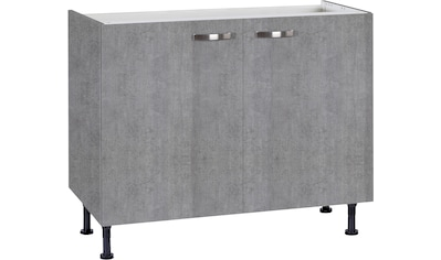 OPTIFIT Spülenschrank »Cara«, Breite 100 cm kaufen