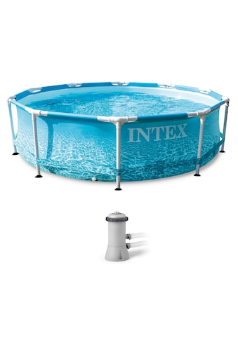 Intex Framepool »Beachside«, (Set), ØxH: 305x76 cm kaufen