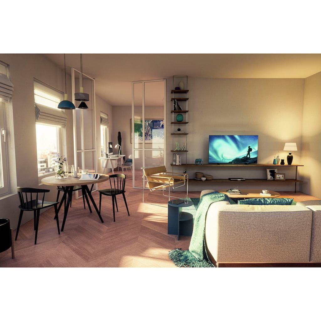 "Philips LED-Fernseher »55PUS7506/12«, 139 cm/55 "", 4K Ultra HD, Smart-TV"