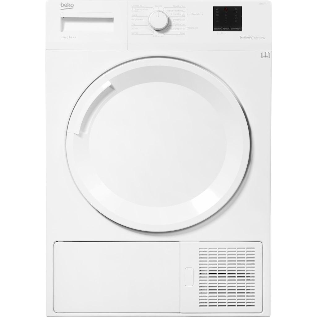 BEKO Wärmepumpentrockner »DS7511«