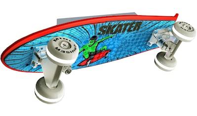 EVOTEC,LED Wandleuchte»Skateboard MINI CRUISER«, kaufen