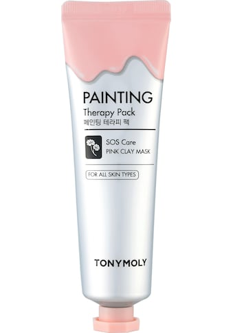 TONYMOLY Gesichtsmaske »Painting Therapy SOS Care Pink Color Clay« kaufen