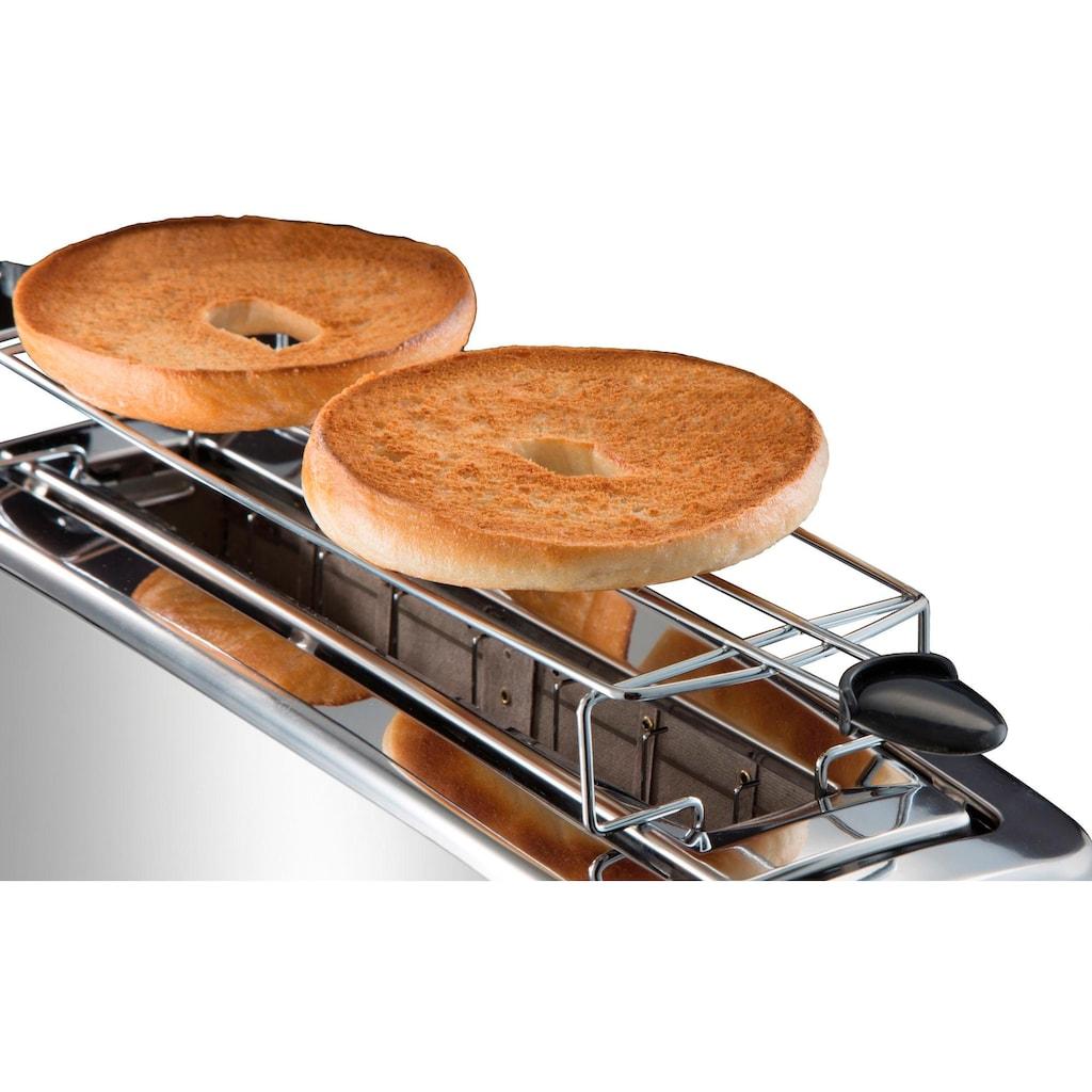 RUSSELL HOBBS Toaster »Luna Copper Accents 24310-56«, für 2 Scheiben, 1420 Watt
