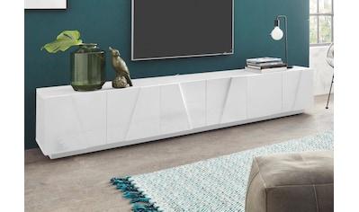 Tecnos Lowboard »PING«, Breite 243,8 cm kaufen