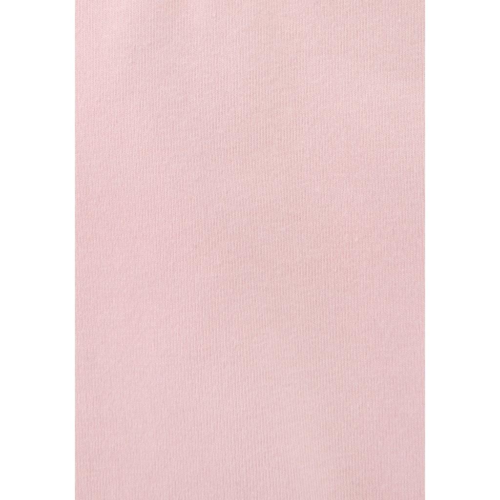 petite fleur Unterhemd »Achseltop«, (2 St.), mit Pferdedruck und weicher Spitze