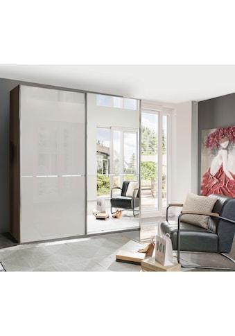 WIEMANN Schwebetürenschrank »Shanghai«, Glasfront und Spiegel kaufen