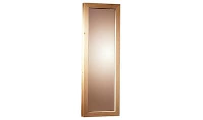 KARIBU Saunafenster für 40 mm Sauna, BxH: 42x122 cm kaufen