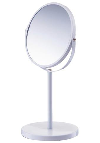 ZELLER Standspiegel »3 - fache Vergrößerung«, Durchmesser 15 cm kaufen