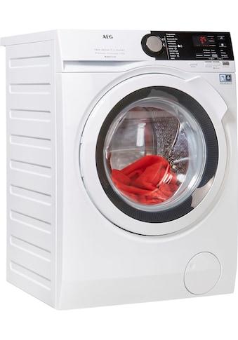 AEG Waschmaschine »LAVAMAT L7FB78490«, SERIE 7000 LAVAMAT, L7FB78490, mit AutoDose & WiFi Steuerung kaufen