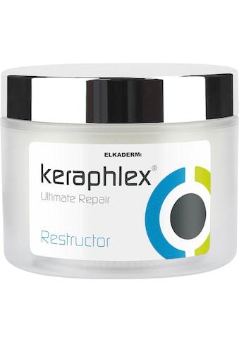 ELKADERM Haarmaske »Keraphlex Ultimate Repair Restructor«, aufbauend kaufen
