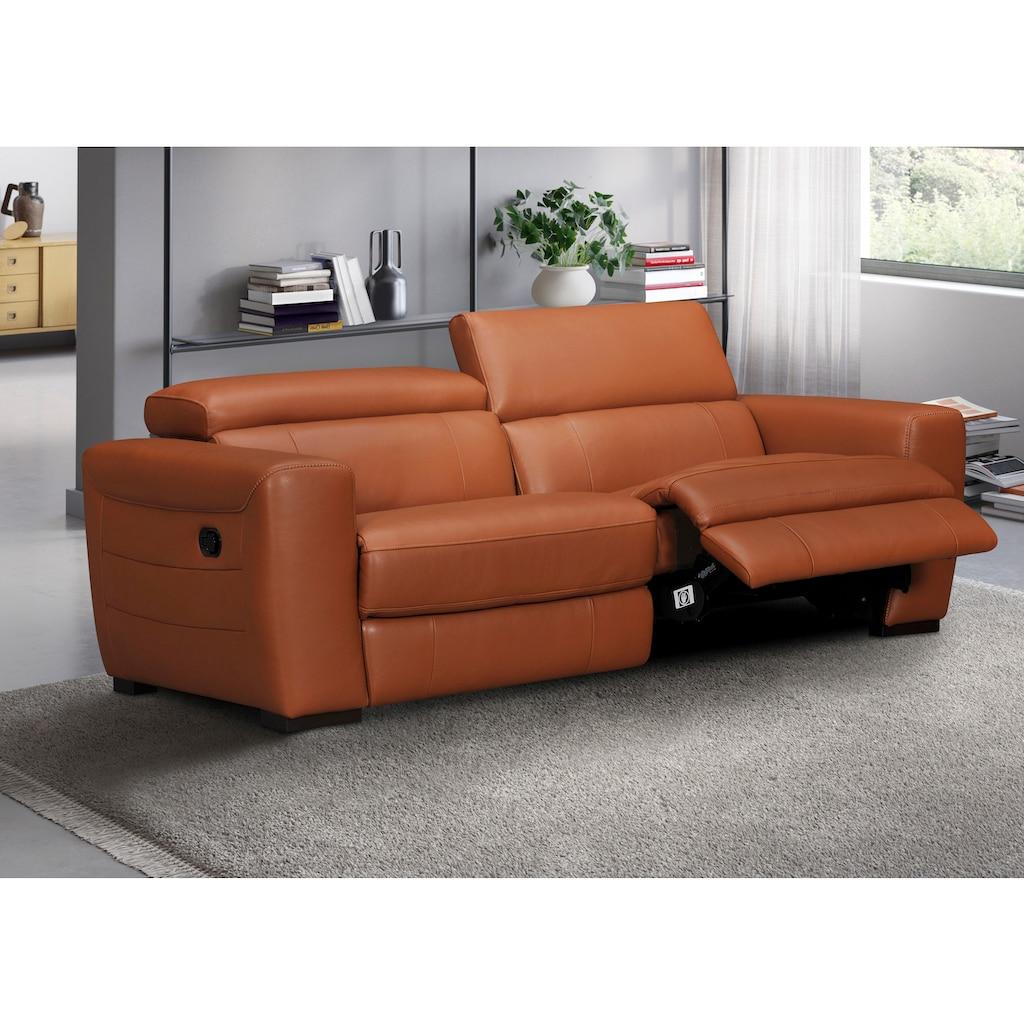 3-Sitzer, inkl. manueller Relaxfunktion