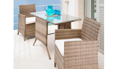 MERXX Gartenmöbelset »Treviso« kaufen