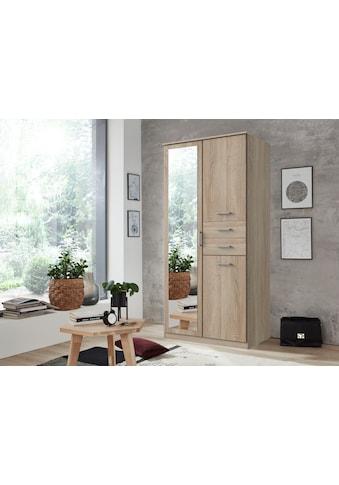 Wimex Drehtürenschrank »Frankfurt«, mit Wäschebox kaufen