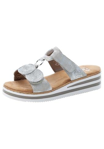 Rieker Pantolette, für den Sommer kaufen