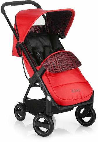 "iCoo Kinder - Buggy ""Acrobat Fishbone Red"" kaufen"