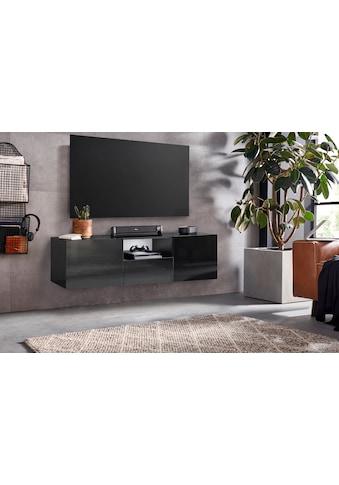 borchardt Möbel Lowboard »Sophia«, Breite 139 cm mit 1 Schubkasten, stehend und hängend kaufen