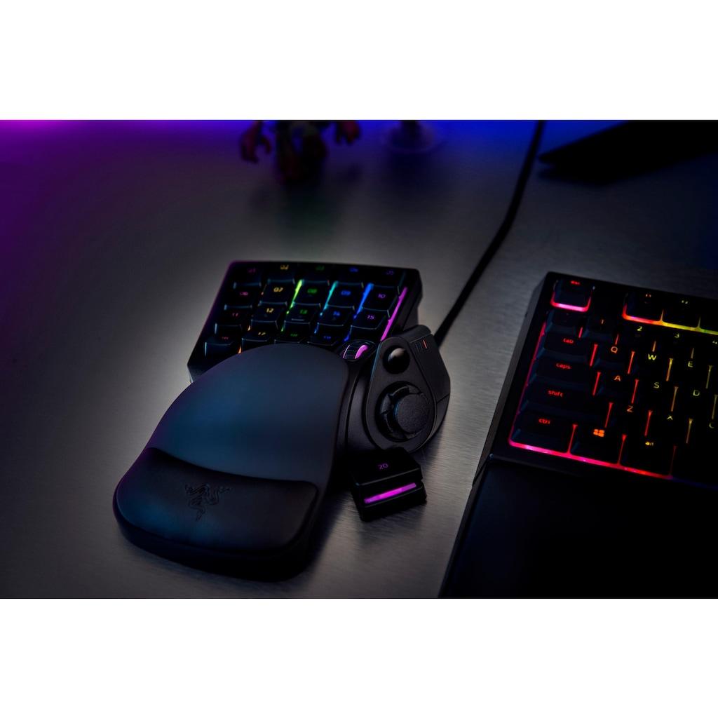 RAZER Gaming-Tastatur »Tartarus V2«, (ergonomische Form-Handgelenkauflage)