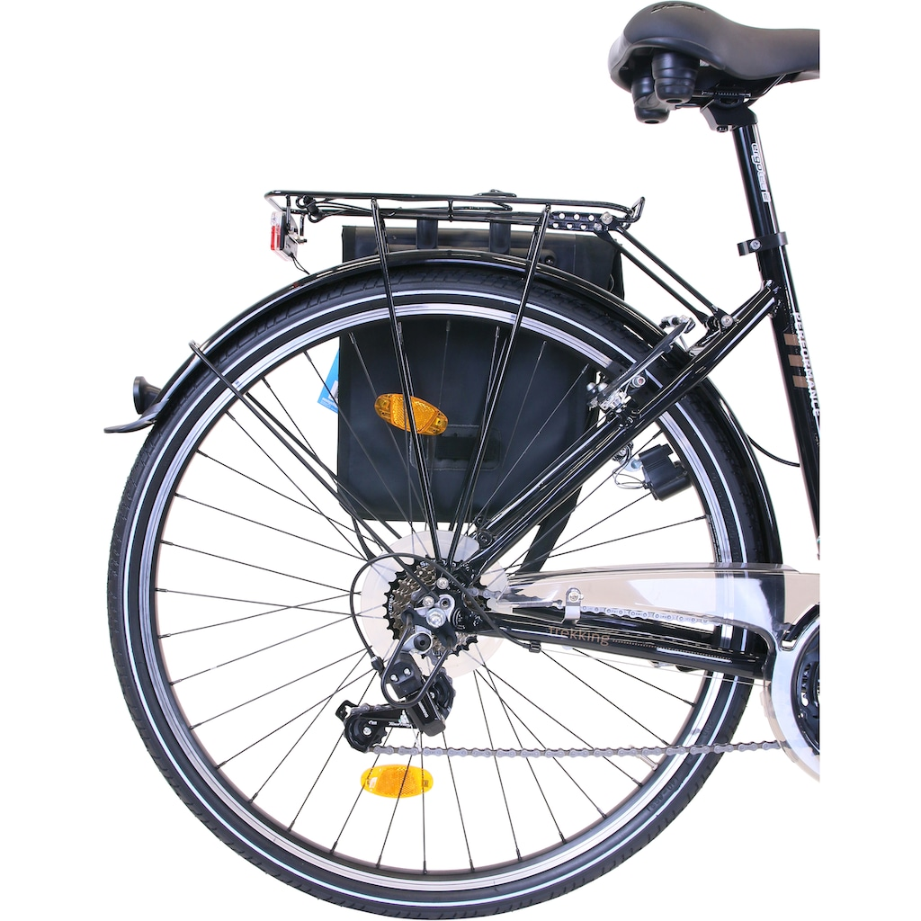 Performance Trekkingrad, Shimano, TOURNEY TY 200 Schaltwerk, Kettenschaltung