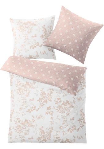 Kleine Wolke Bettwäsche »Countryrose«, mit floralem Muster kaufen