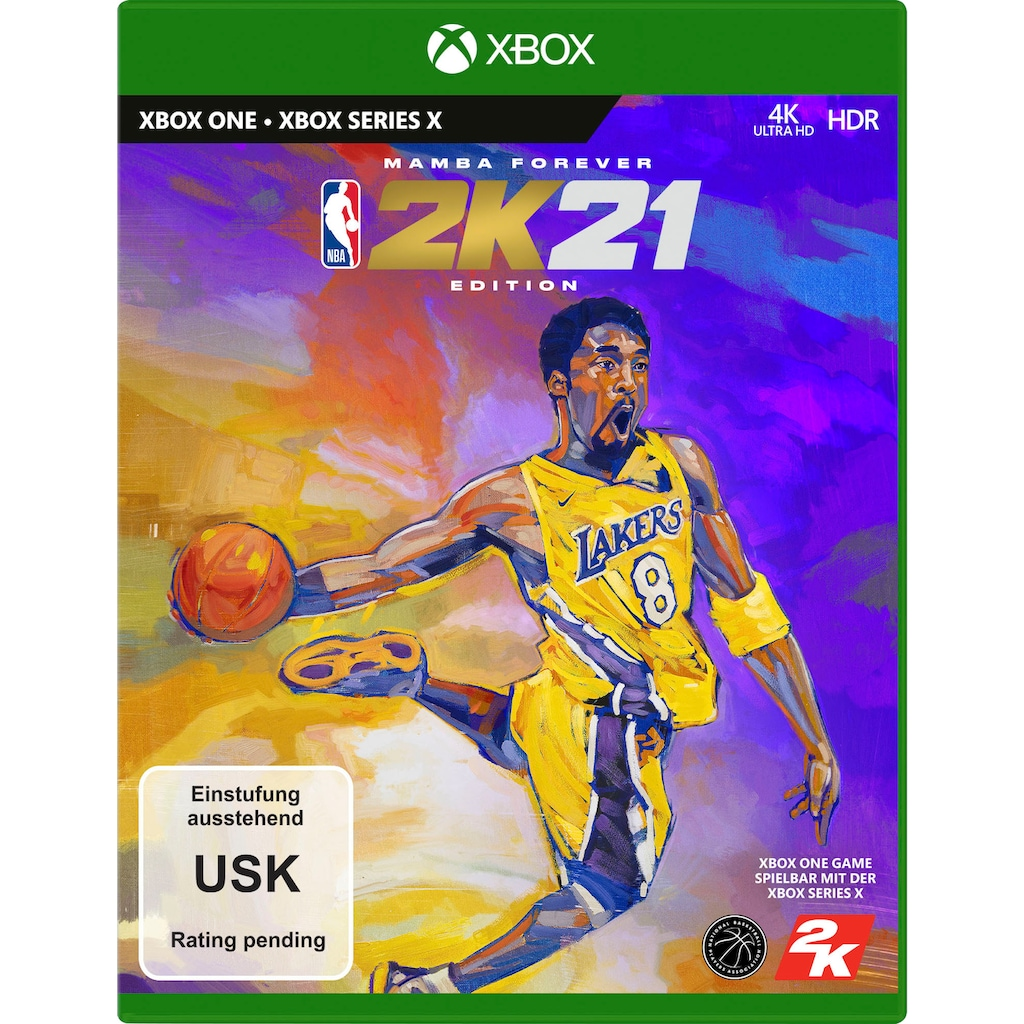 2K Spiel »NBA 2K21 Legend Edition«, Xbox One