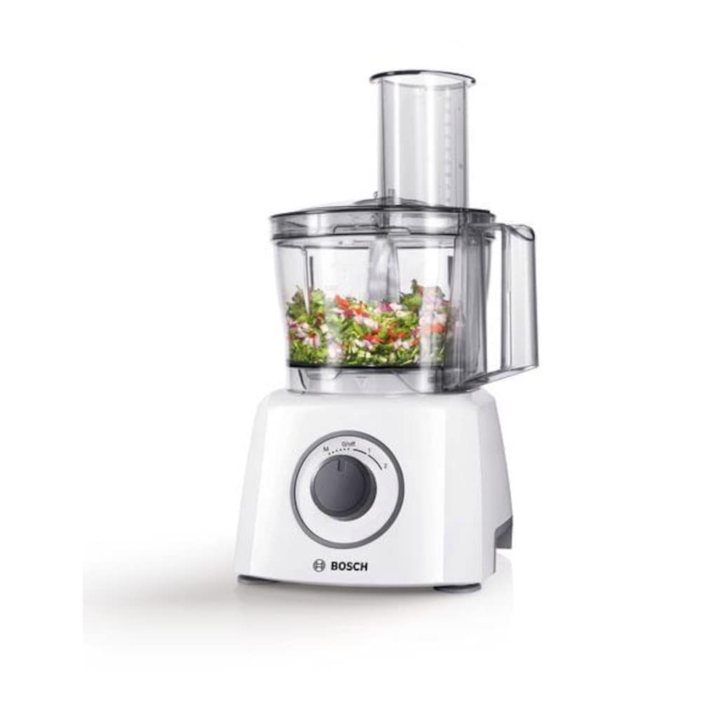 BOSCH Küchenmaschine »MultiTalent 3 MCM3100W«