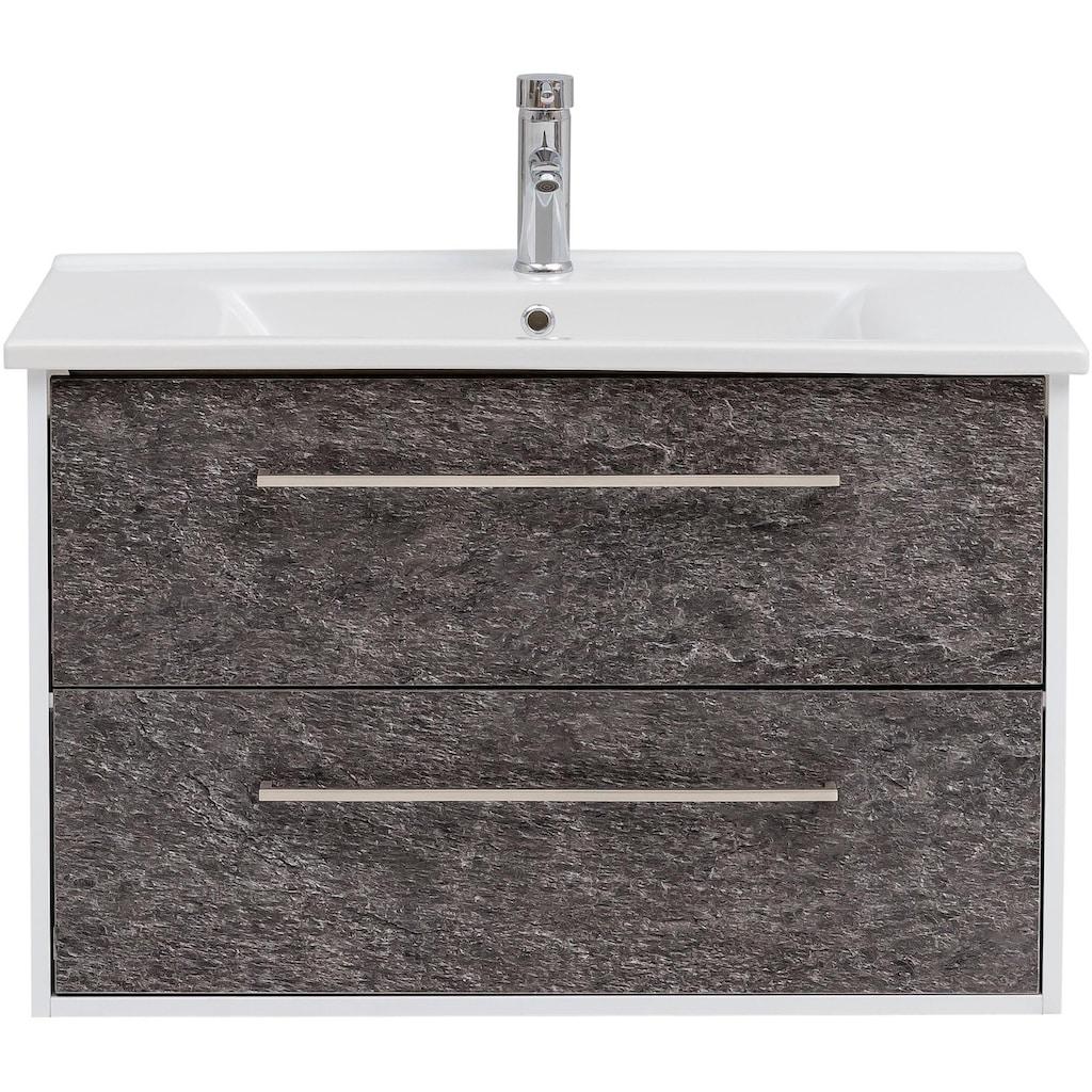 Places of Style Waschtisch »Craig«, Breite 85 cm, mit Keramikbecken