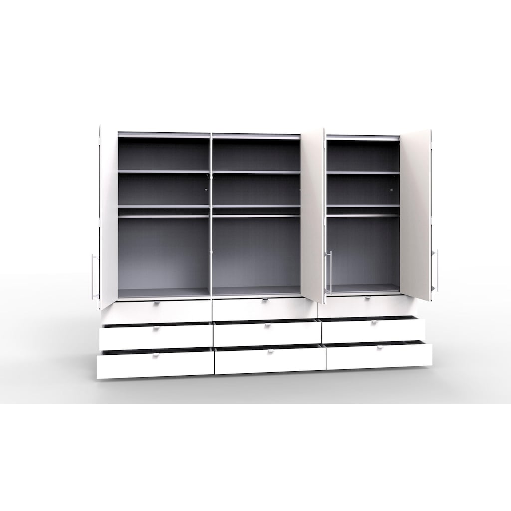 WIEMANN Kleiderschrank »Loft«