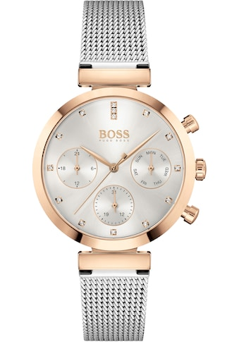 Boss Multifunktionsuhr »FLAWLESS, 1502551« kaufen