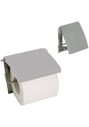 MSV Toilettenpapierhalter Edelstahl kaufen