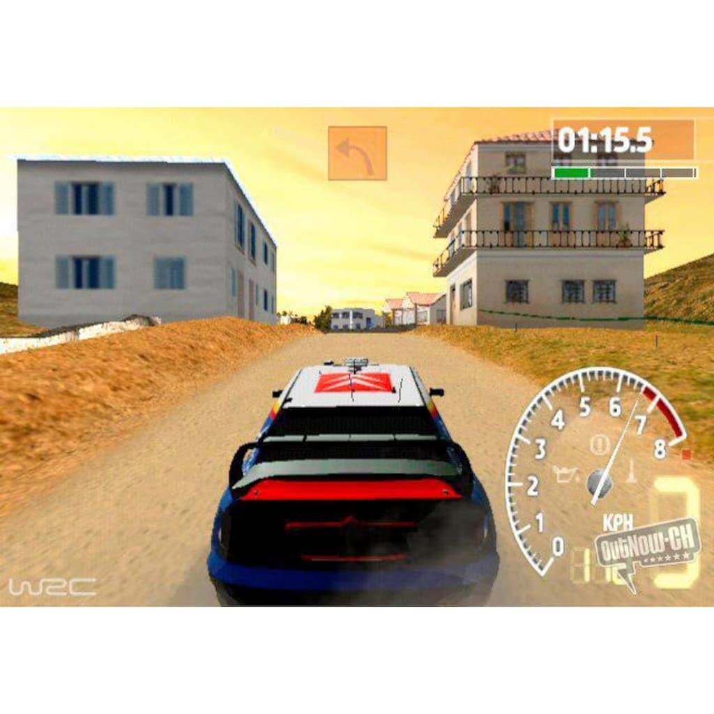 Spiel »WRC FIA World Rally Championship«, Nintendo 3DS, Software Pyramide
