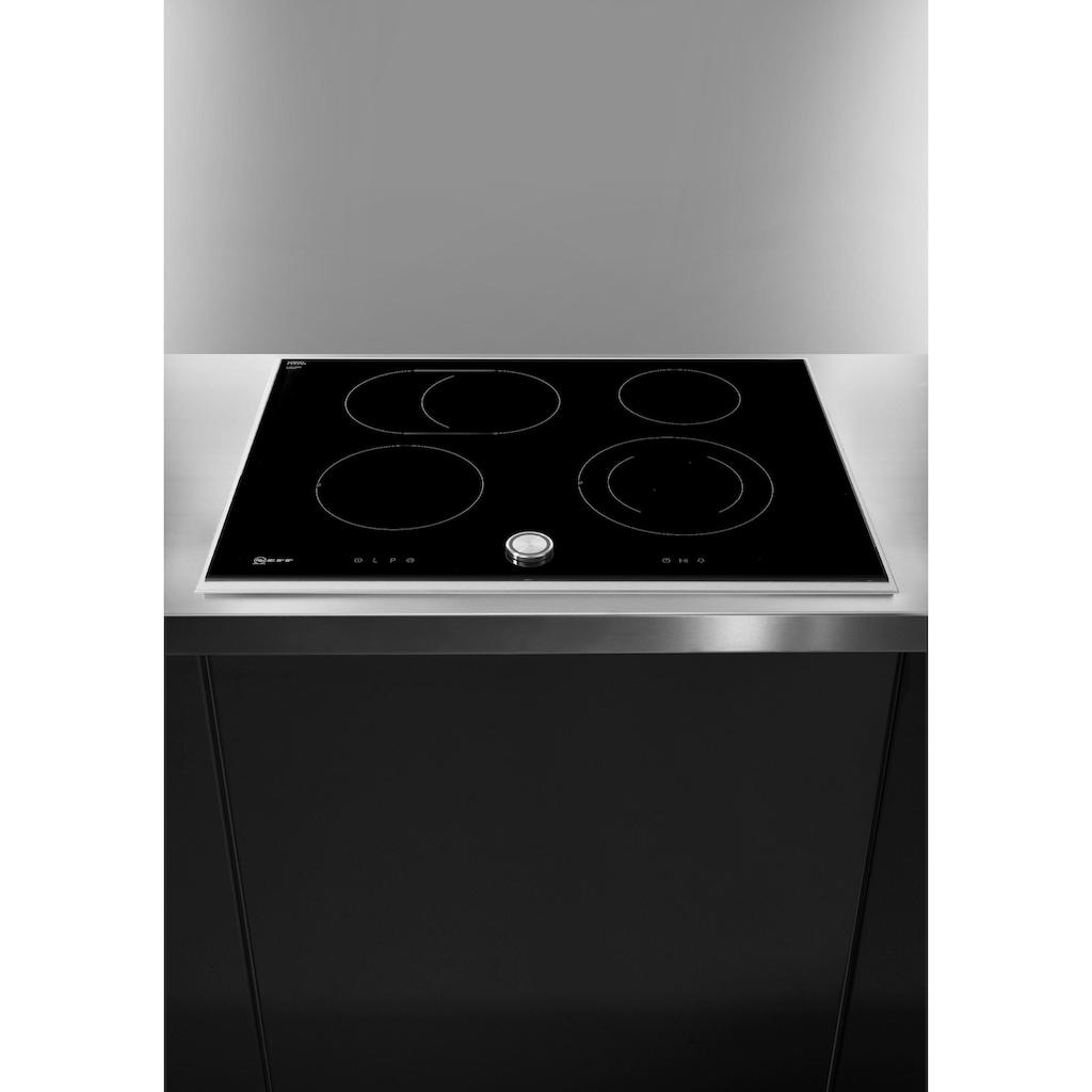 NEFF Elektro-Kochfeld von SCHOTT CERAN® »T17TT76N1«, T17TT76N1, mit TwistPad® Bedienung