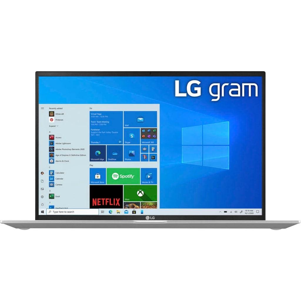 LG Notebook »17Z90P-G.AA79G«, (1000 GB SSD)
