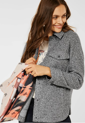 Cecil Outdoorjacke, mit klassischem Hemdblusenkragen kaufen