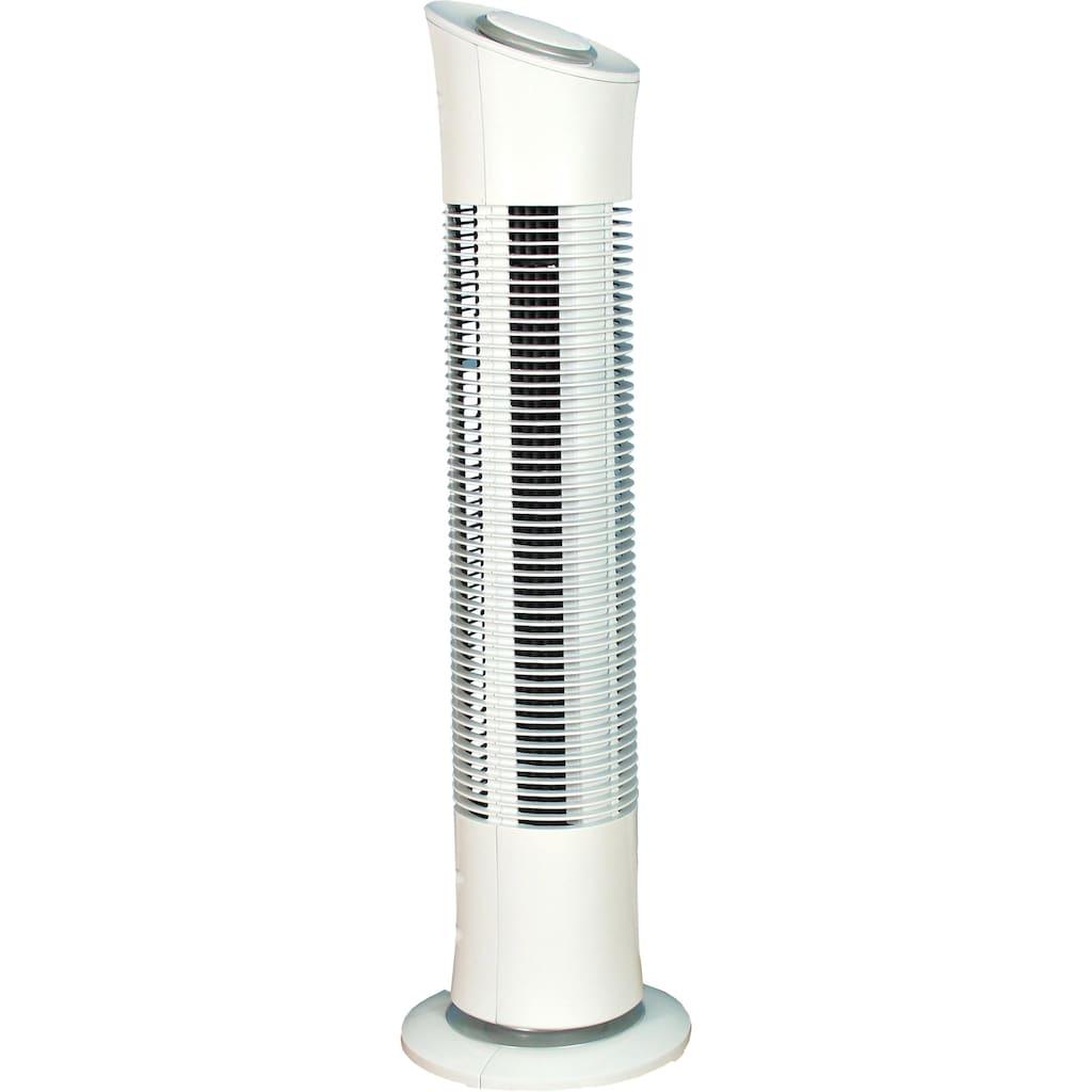 SALCO Turmventilator »KOLEM weiß«