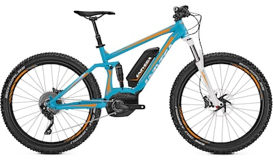 Univega E - Bike »Renegade BS 3.0 Plus«, 10 Gang Shimano Deore Schaltwerk, Kettenschaltung, Mittelmotor 250 W kaufen