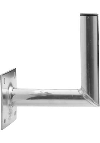 Schwaiger Wandhalterung »25 cm Wandabstand«, für Satellitenschüsseln aus rostfreiem... kaufen