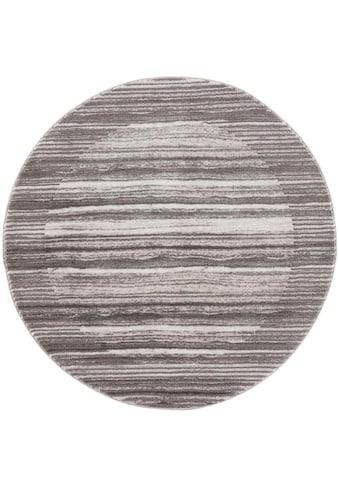 Carpet City Teppich »Noa 9301«, rund, 11 mm Höhe, Wohnzimmer kaufen