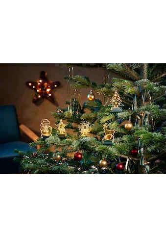 BONETTI,LED Dekofigur»Acryl - Weihnachtsmotive«, kaufen