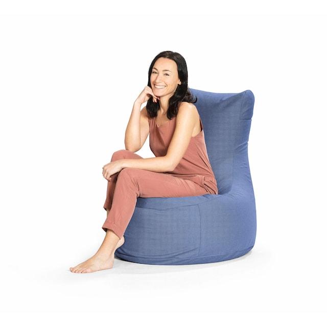 Sitting Point Sitzsack »Sitzsessel Swing OUTSIDE«
