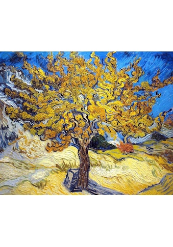 my home Leinwandbild »V.VAN GOGH, Der Maulbeerbaum«, (1 St.) kaufen
