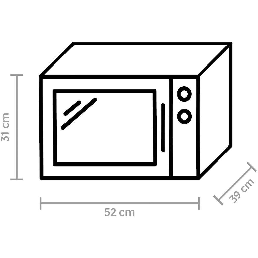 BAUKNECHT Mikrowelle »MW 45 SL«, Grill, 1750 W