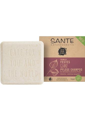 SANTE Haarshampoo »FAMILY Festes Glanz Pflege-Shampoo« kaufen