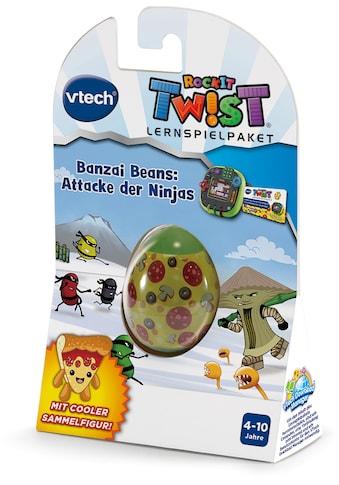 Vtech® Spiel »RockIt TWIST - Banzai Beans: Attacke der Ninjas«, vtech, mit Sammelfigur kaufen