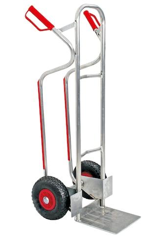 Sackkarre, BxTxH 520x550x1200 mm, Tragkraft 200 kg kaufen