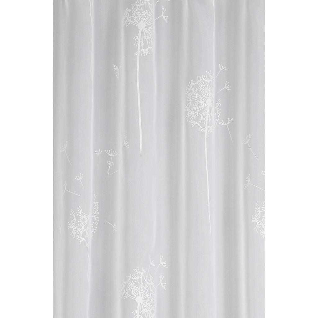 GARDINIA Vorhang »Voile-Flock«, HxB: 245x140