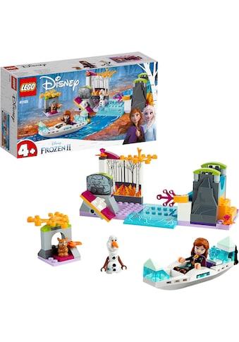 LEGO® Konstruktionsspielsteine »Annas Kanufahrt (41165), LEGO® Disney Princess«, (108 St.) kaufen