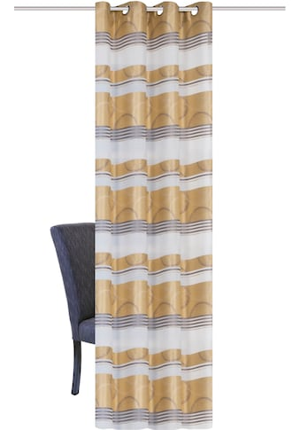 HOME WOHNIDEEN Vorhang »NAIKE«, HxB: 245x140, Jacquardmusterung kaufen